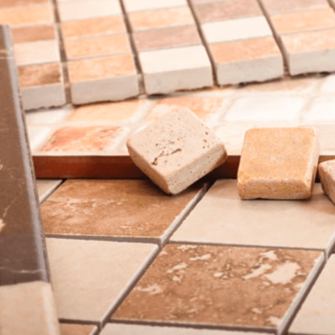 tiling brick laying products